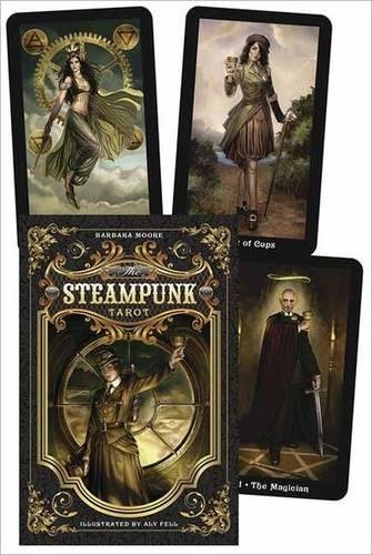 Found Another Steampunk Tarot