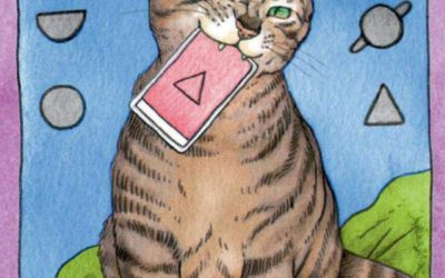 A Tarot Card Deck For Cat Lovers