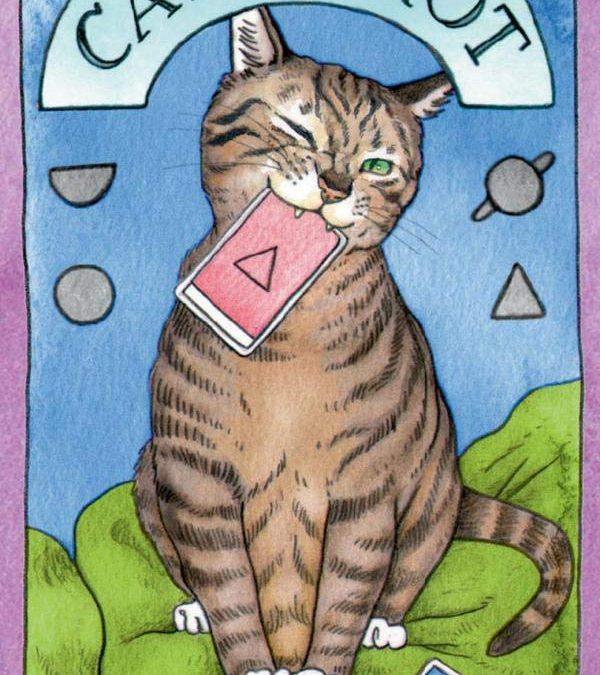 A Tarot Card Deck For Cat Lovers