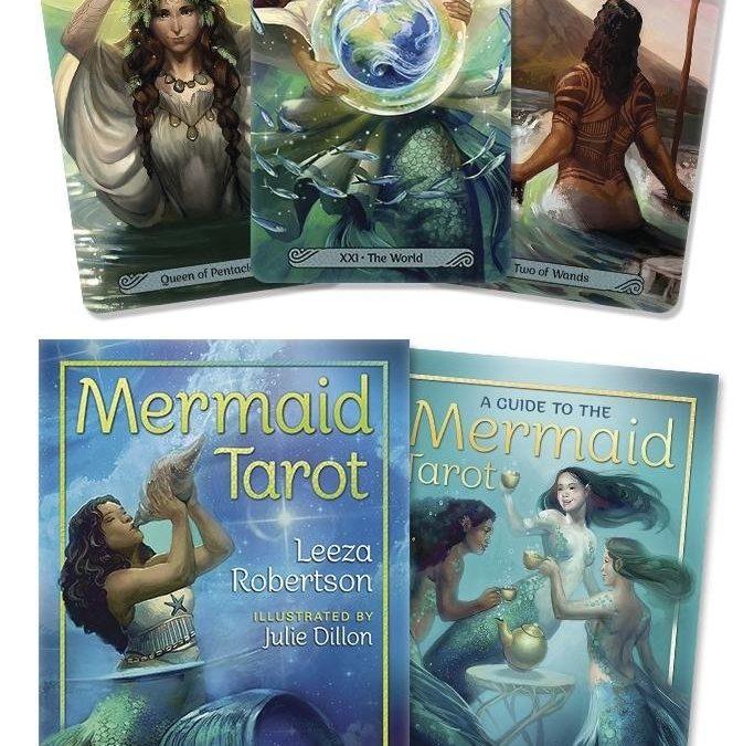 Mermaid Tarot Cards