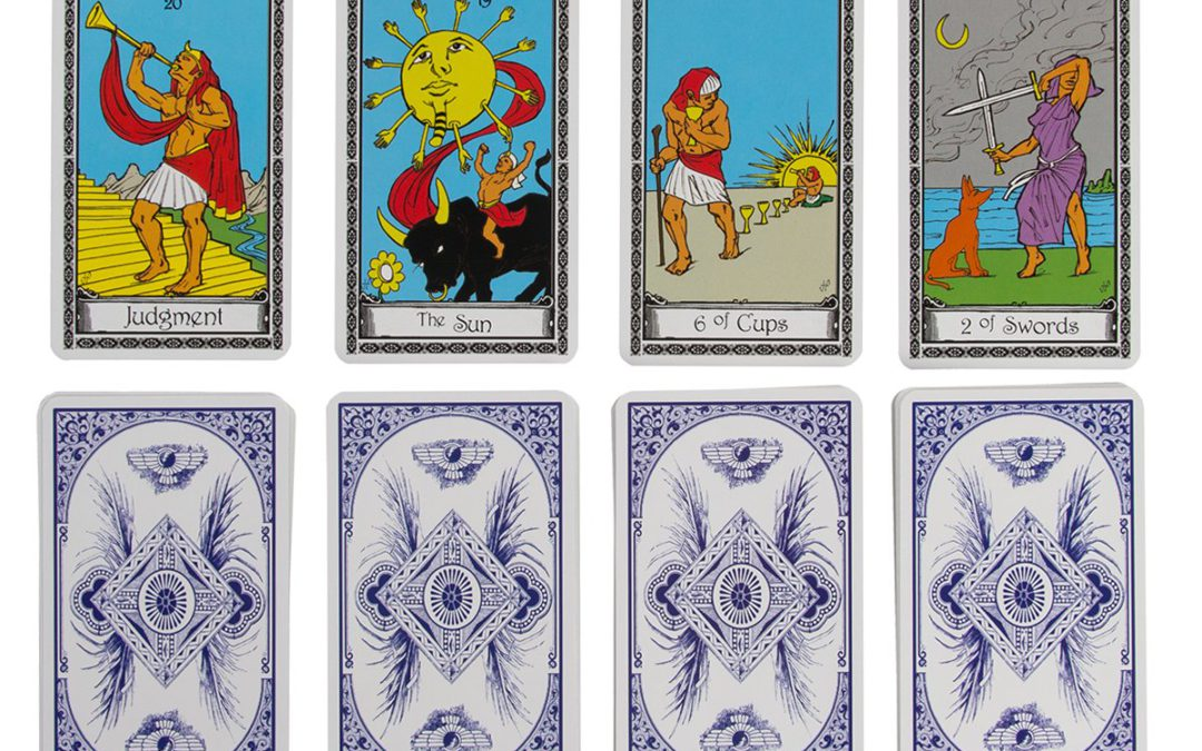 Miss Cleo's Tarot Card Power Deck Review