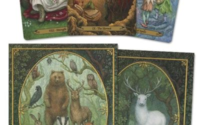 Forest of Enchantment Tarot Coming Soon