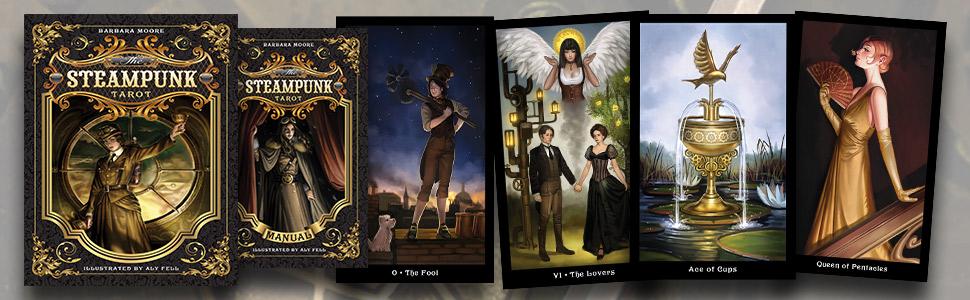 A New Look At Steampunk Tarot