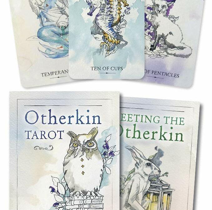 Otherkin Tarot Review