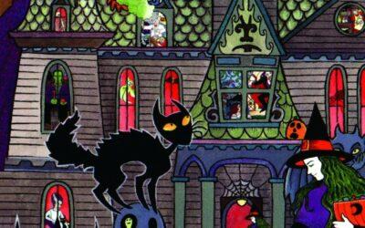 The Halloween Tarot Review