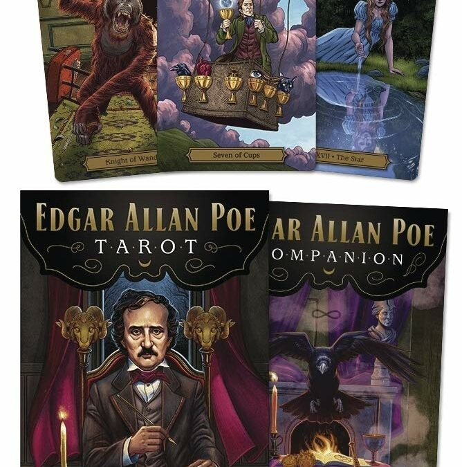Edgar Allan Poe Tarot Review