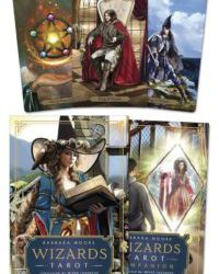Wizards Tarot Cards To Be Released March 8, 2020